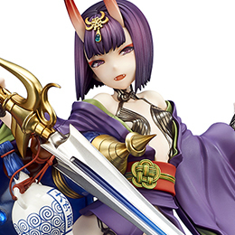 Fate/Grand Order「アサシン/酒呑童子」塗装済み完成品/キューズQ