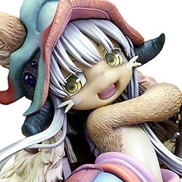 メイドインアビス「ナナチ 〜ガンキマス釣り〜」塗装済み完成品/キューズQ
